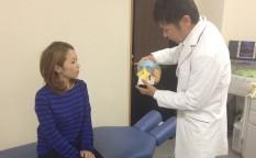 滋賀大津カイロプラクティック治療説明写真