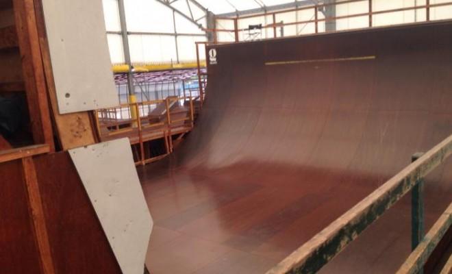 スケートパーク1