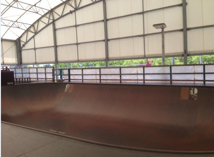 スケートパーク2