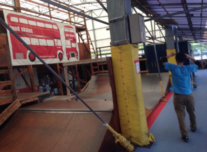 スケートパーク3