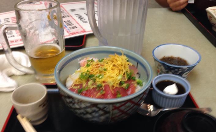御前崎 海鮮丼