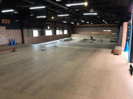 スケートパーク4