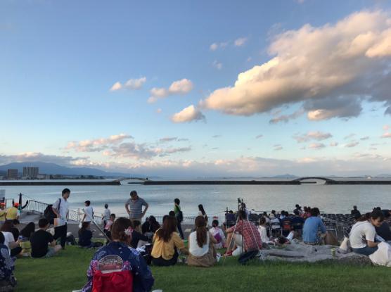琵琶湖花火2017-1