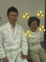 患者さんとの写真2