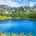 立山の風景